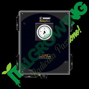 CLI-MATE Centralina 4X600 W + Presa Di Riscaldamento Cli-mate 129,90€