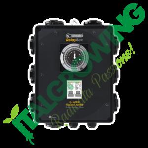 CLI-MATE Centralina 8X600 W + Presa Di Riscaldamento Cli-mate 149,90€