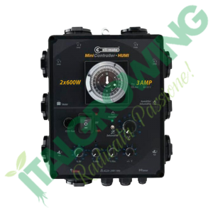 CLI-MATE Mini Controller Humi (2X600 W ) 3A Cli-mate 250,00€