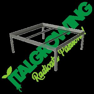 Tavolo Di Supporto Per Vassoio Danese 0,8x0,8  73,90€
