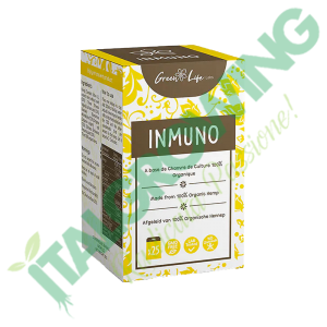 Te Inmuno Organico alla Canapa Green Life  10,00€