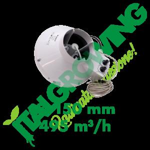 VENTS Aspiratore Centrifugo VK 150UN - (495 M3/H) Vents 129,90€