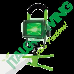 LUMii GREEN LED WORK LIGHT 10 W LUMii 56,90€