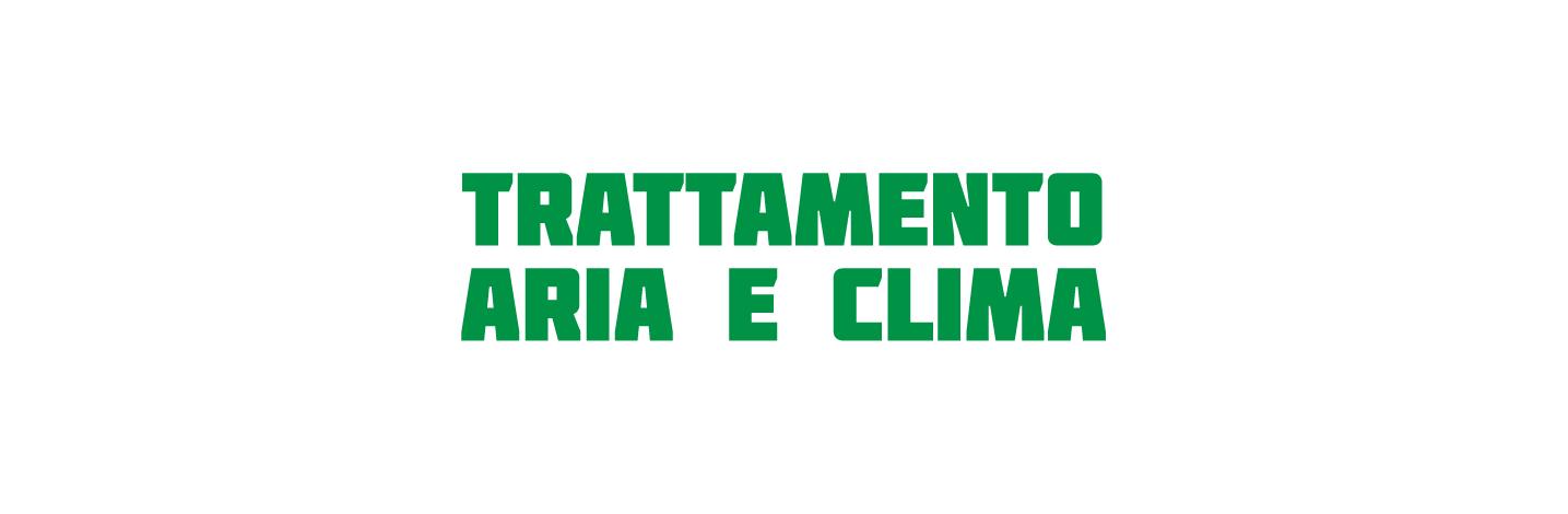 Trattamento aria e controllo clima per coltivazione indoor
