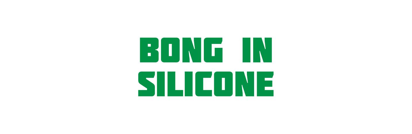 Bong in Silicone per erba/tabacco a prezzi vantaggiosi