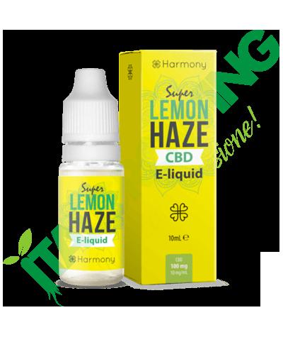 E-LIQUID Super Lemon Haze Harmony 9,90€